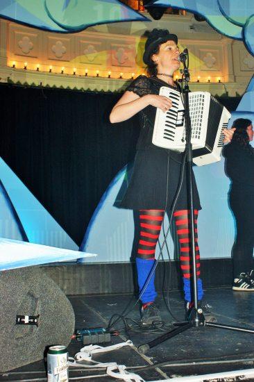 Cato Fluitsma Balonnenfeest Paradiso 2015