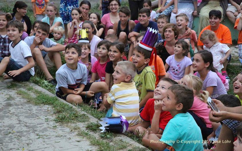 Blije kinderen in Roemenie Droomkracht Cato Fluitsma