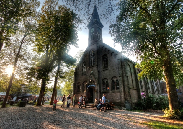 Ruigoord kerk St. Gertrudis